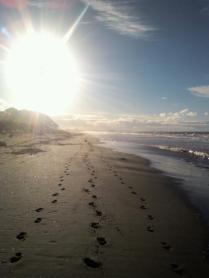 Tirohanga Beach